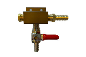 Made to Order CO2 Manifold - 1 Way (Choose from 6 configurations)