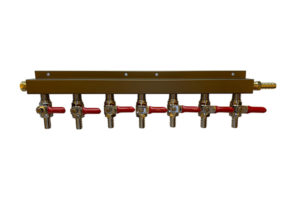 Made to Order CO2 Manifold - 7 Way (Choose from 6 configurations)