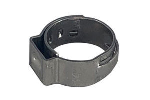 304 Stainless Steel Stepless Clamp - 14.5 millimeters